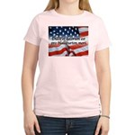 Wilfred Owen memorial pink t-shirt