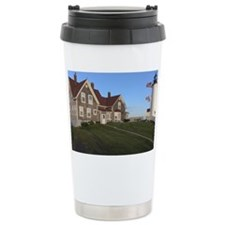 Nobska Lighthouse, Cape Cod Travel Mug