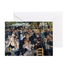 Renoir Ball Greeting Card
