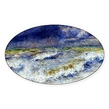 Renoir Seascape Decal