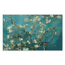 Van Gogh Almond Branches In Bl Decal