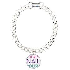 I Heart Nail Polish Bracelet