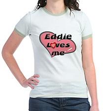 eddie loves me T
