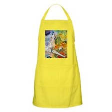 Artists oil painting palette Apron
