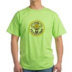 Utah Game Warden Green T-Shirt