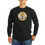 Utah Game Warden Long Sleeve Dark T-Shirt