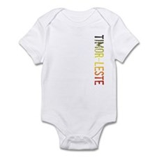 Timor-Leste Infant Bodysuit