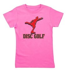 Megatron Disc Golfer Girl's Tee
