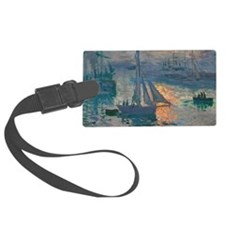 note_card Luggage Tag