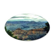 grand canyon 6 Wall Decal