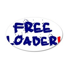 FREE LOADER Wall Decal