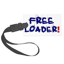 FREE LOADER Luggage Tag