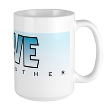 Love One Another - Bumper Sticker Coffee Mug