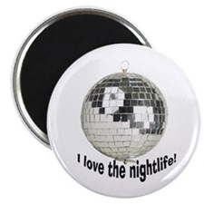 Disco Ball Magnet