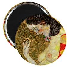 Gustav Klimt Hope Magnet