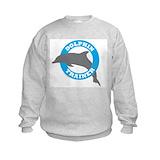 Dolphin trainer Crew Neck