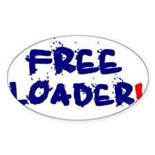 FREE LOADER! Decal