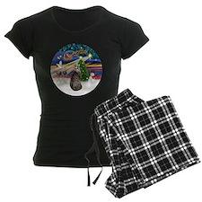XMagic2-BengalCat1 Pajamas