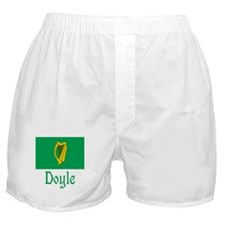 Cute St patricks day doyle Boxer Shorts