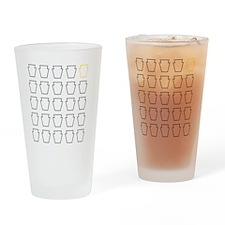 Keystone Pennsylvania Drinking Glass
