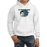 My Boys Can Swim Retro Hoodie