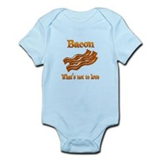 Bacon to Love Infant Bodysuit