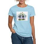 Lemon Blue Moderns Women's Light T-Shirt