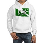 Pakistan Pride Hooded Sweatshirt