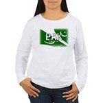 Pakistan Pride Women's Long Sleeve T-Shirt