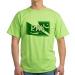 Pakistan Pride Green T-Shirt