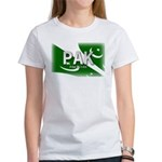 Pakistan Pride Women's T-Shirt