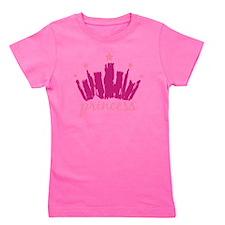 Princess Crown Girl's Tee