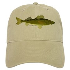 Walleye fish Baseball Cap