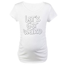 Lets Get Weird Workaholics Shirt