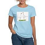 White Modern Games Women's Light T-Shirt