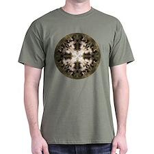 Kangaroo Mandala T-Shirt