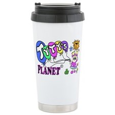 Tytys Planet Business Card Ceramic Travel Mug