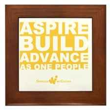 Aspire Build Advance Framed Tile