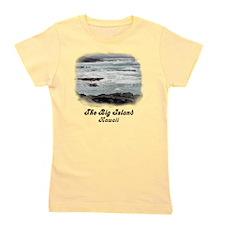 Ocean 07 LT Girl's Tee