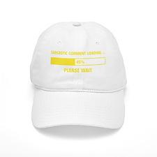 LoadingSarcastic1D Baseball Cap