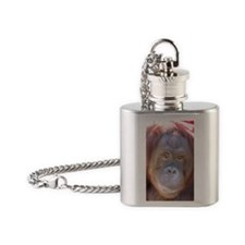 GERI Flask Necklace