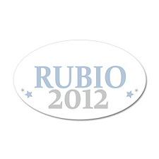 Romney Rubio 2012 Wall Decal