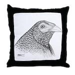 Muff Gamecock Throw Pillow