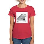 Muff Gamecock Women's Dark T-Shirt