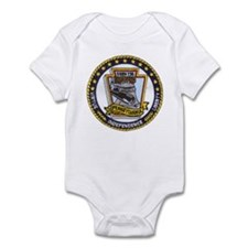 USS PENNSYLVANIA Infant Bodysuit
