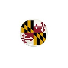 Maryland Mini Button