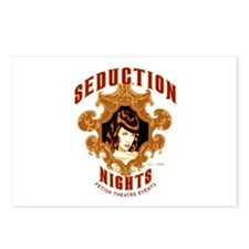 Seduction Postcards (Package of 8)