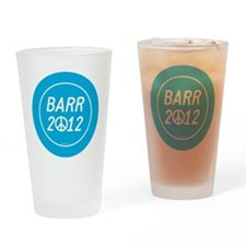 Barr 2012 Peace Drinking Glass