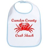 Camden Co. Crab Shack Bib