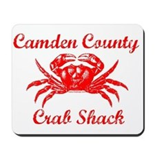 Camden Co. Crab Shack Mousepad